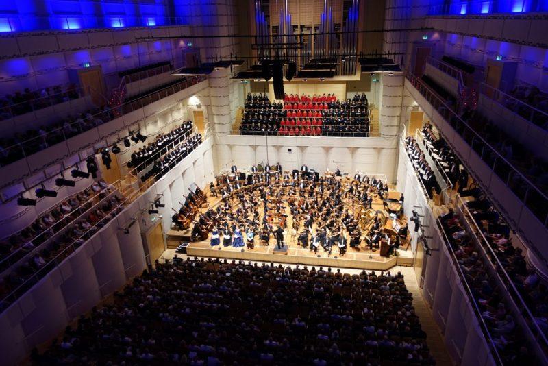 Mahlers 8. Sinfonie im Konzertahus Dortmund