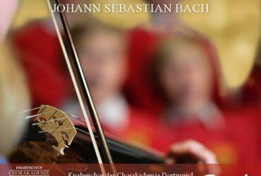Weihnachtsoratorium I – III von Bach als CD erhältlich